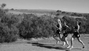 Samo's Cross Country team greets 2013 with new goals
