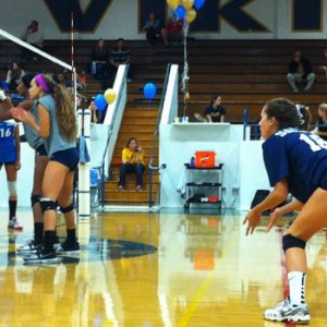 Girls' Volleyball loses to Culver, 3-0